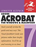 Adobe Acrobat 7 for Windows and Macintosh, Jennifer Alspach, 0321303318