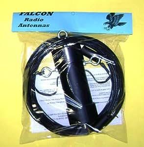#1 Falcon 160-10 Meter Off Center Fed Dipole Amateur Ham Radio Antenna