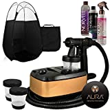 Best Spray Tanning Machines - Aura Allure Spray Tan Machine Kit with Norvell Review
