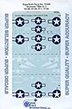 SuperScale Decals 1:72 Grumman TBM-1 C/3 VC-88 VC-94 VT-7 VT-85 #72-895