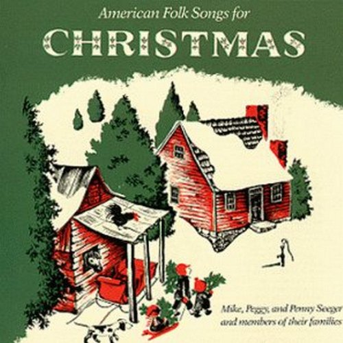 American Folk Songs for Christmas by Rounder Select