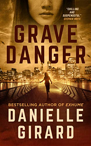 Series Rookie - Grave Danger: A Heart-Stopping Murder Thriller (Rookie Club Book 4)