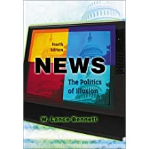 Amazon w lance bennett books biography blog audiobooks kindle news the politics of illusion 4th edition fandeluxe Image collections