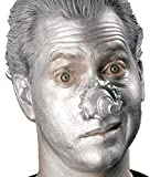 Best Cinema Secrets Mens Costumes - Woochie by Cinema Secrets Tin Man Nose Latex Review