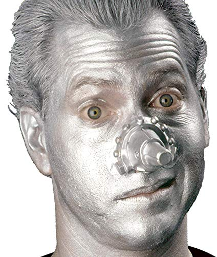 Woochie Classic Latex Noses - Professional Quality Halloween Costume Makeup - Tin Man -