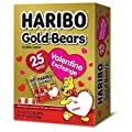 Haribo Valentine's Day Classroom Exchange Gold-Bears Gummi Candy