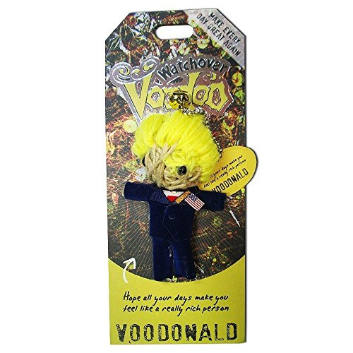 Watchover Voodoo Doll NEW Woodonald