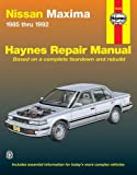 Nissan Maxima, 1985-1992, Ken Freund and John Haynes, 1563923653