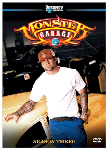 Monster Garage - Season Three by Sony Pictures