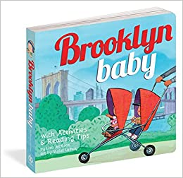 Brooklyn Baby (Local Baby Books): Lisa McKeon, Violet Lemay