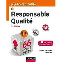 La Boîte À Outils Responsable Qualité: 66 Outils et Métho. 3e Éd