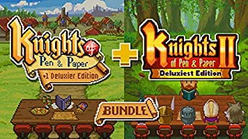Knights of Pen and Paper Bundle - Nintendo Switch [Digital Code]