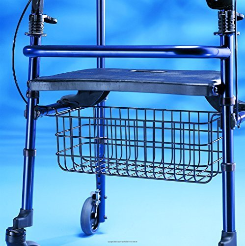 - Walker Basket, Bsk F-65100 Rollator, (1 EACH, 1 EACH) by Invacare