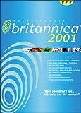 Encyclopedia Britannica 2001 DVD Edition