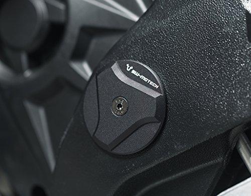 SW-MOTECH Frame Cap Kit for BMW S1000XR '15-'17 | Pair -  RAD.07.592.10000/B