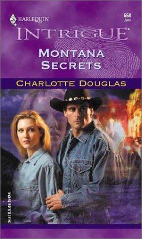 book cover of Montana Secrets