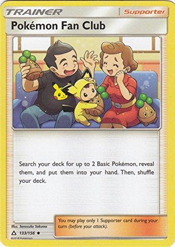 Pokemon Fan Club - 133/156 - Uncommon - Sun & Moon: Ultra Prism (Pokemon Fans)