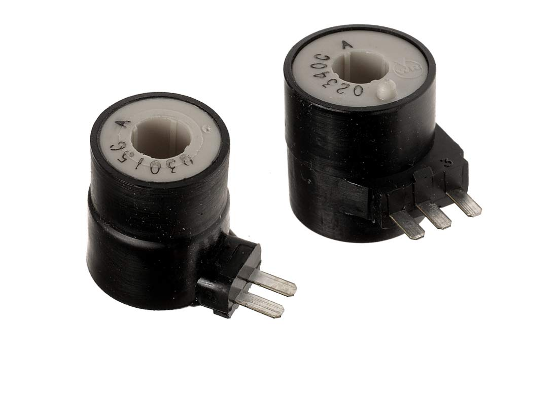 ClimaTek Upgraded Dryer Gas Valve Ignition Solenoid Coil Kit fits GE Hotpoint WE4X692 AP2042752 276799