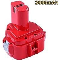 3.0AH Ni-MH de Repuesto para Makita 12V Bateria