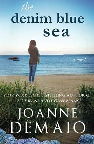 book cover of The Denim Blue Sea