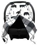 Best custom child car seat - Dear Baby Gear Deluxe Car Seat Canopy, Custom Review