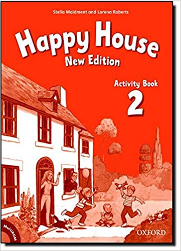 Happy House New Edition Activity Book 1