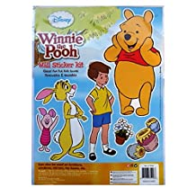 Large Wall Decoration Sticker Kit - Winnie the Pooh and Friends - by Disney
