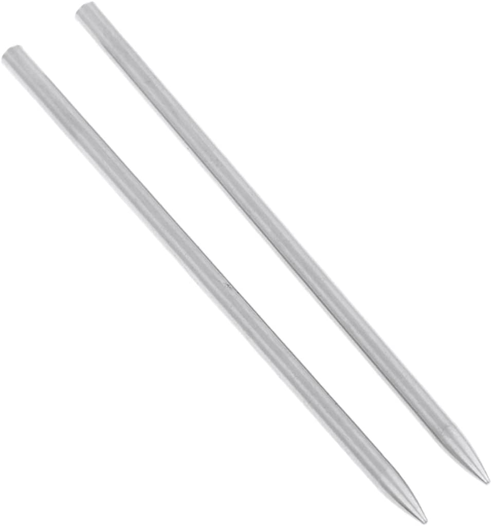 2X Stainless Steel Paracord FID Lacing Needles for Paracord Bracelet Weaving