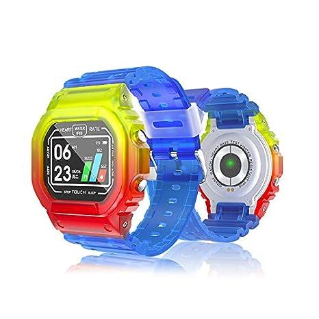 L&F K16 Reloj Smart Watch Hombres Mujeres Niños Bluetooth IP68 a ...
