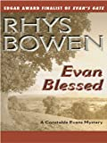 Evan Blessed, Rhys Bowen, 0786281960