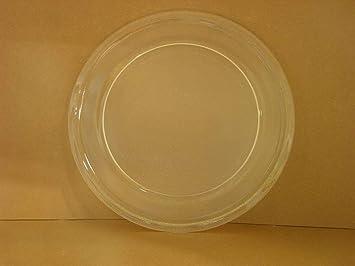 Sharp - Microondas ntnt-a108wrez Cristal cocción Bandeja 14 - 1/8 ...