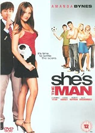 twelfth night vs she s the man Twelfth night, or what you will was probably finished between 1600 and 1601   she's the man (2006) recasts the drama as a teen comedy.