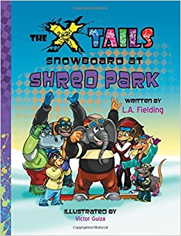 Como Descargar Torrente The X-tails Snowboard At Shred Park De PDF A Epub