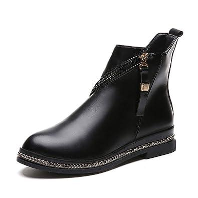 Mumuj Schwarz Sale Damen Leder Schuhe Flach Fashion sQdxhrtC