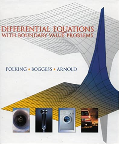 Differential Equations with Boundary Value Problems: John