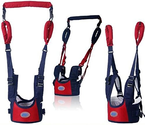 TRMB Handheld Baby Walker, Toddler Safety Harness to Prevent Baby Falling, Safe and Non-Toxic, Breathable and Comfortable, Pulling and Lifting Dual Use by GGTRMB (Image #1)