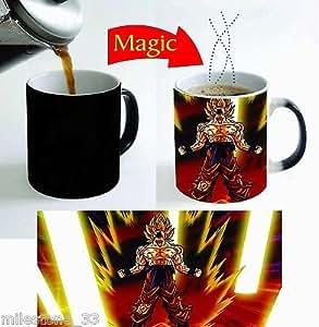 Amazon Dragon Ball Z Color Change Magic Mug Ceramic