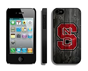 Cool Iphone 4s Case Ncaa North Carolina State Wolfpack 03 Personalized Iphone 4 Protective Cover
