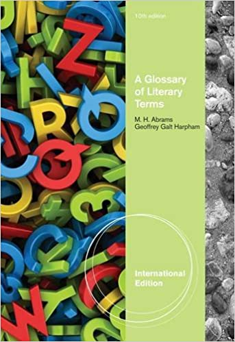 Glossary of Literary Terms