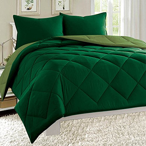 Dayton Down Alternative 3-Piece Reversible Comforter Set Sof