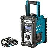 Makita DMR109 10.8v-18v LXT/CXT LI-ion Job Site Radio With BL1020B 2.0Ah Battery