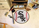 Fanmats Chicago White Sox Baseball Mat - 6365