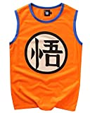 Dragon Ball Z Son Goku Fashion Long Sleeve T Shirt Hoodie Unisex Sweatshirt Vest