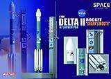 Dragon Models 1/400 Delta II Rocket USAF GPS-IIR-16