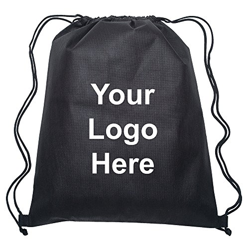 "Hit Sports Pack - 100 Quantity - $1.35 Each - PROMOTIONAL PRODUCT / BULK / BRANDED with YOUR LOGO / CUSTOMIZED Size: 13""W x (Custom Drawstring Bag)"