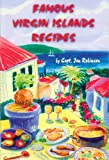 Famous Virgin Islands Recipes, Captain Jan Robinson, 0961268697