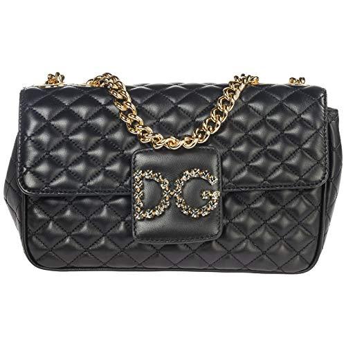 Dolce&Gabbana women DG Millennials shoulder bag nero