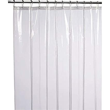 Amazoncom Liba Mildew Resistant Anti Bacterial Peva 8g Shower