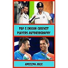 Top 5 Indian Cricket Players Autobiography: ( Sachin, Dhoni, Kohli, Rohit and Raina )