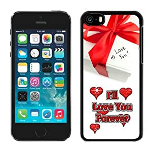 Iphone 5c Case 103 Valentine's Day Gift Phone Cases for Lovers Custom Phone Covers